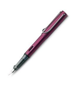 Lamy-Al-Star-Fountain-Pen-BlackPurple