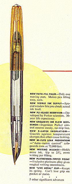 parker pen singapore parker 51