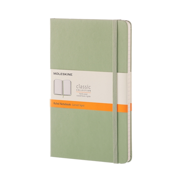 Moleskine-Singapore-Classic-Hard-Cover-Notebook-Willow-green