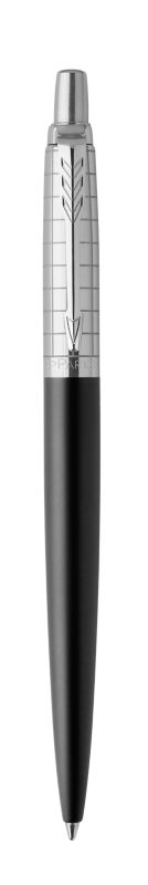 Parker-Pen-Singapore-Premium-Jotter-Ballpoint-Pen-Bond-Street-Black-With-Grid-Pattern