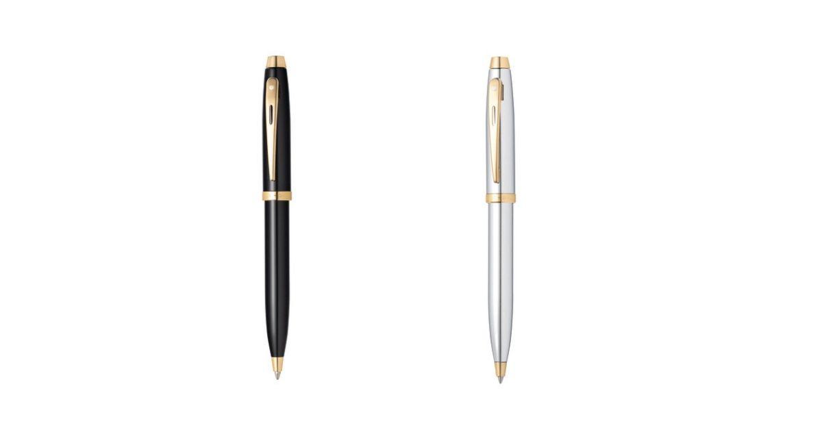 Sheaffer Pen Singapore 100 Lacquer Gold Ballpoint