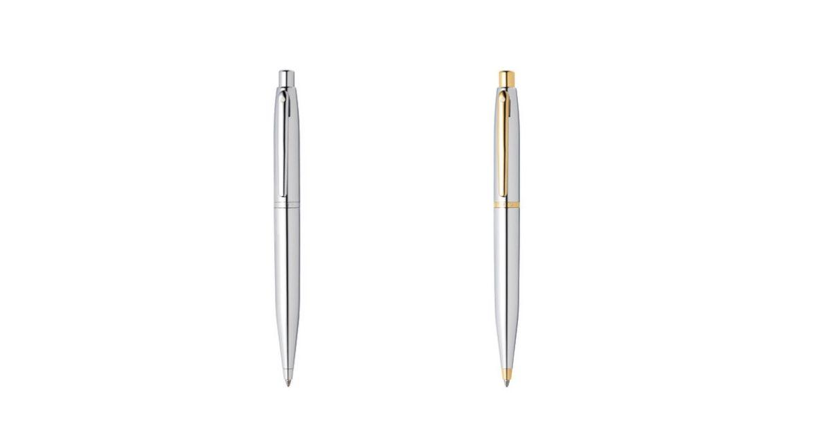Sheaffer Pen Singapore VMF Chrome Ballpoint Pen